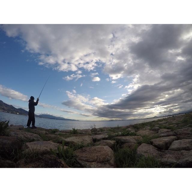 琵琶湖遠征2回目
