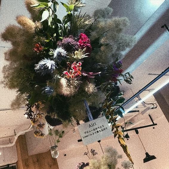 アイリさんのお花たち