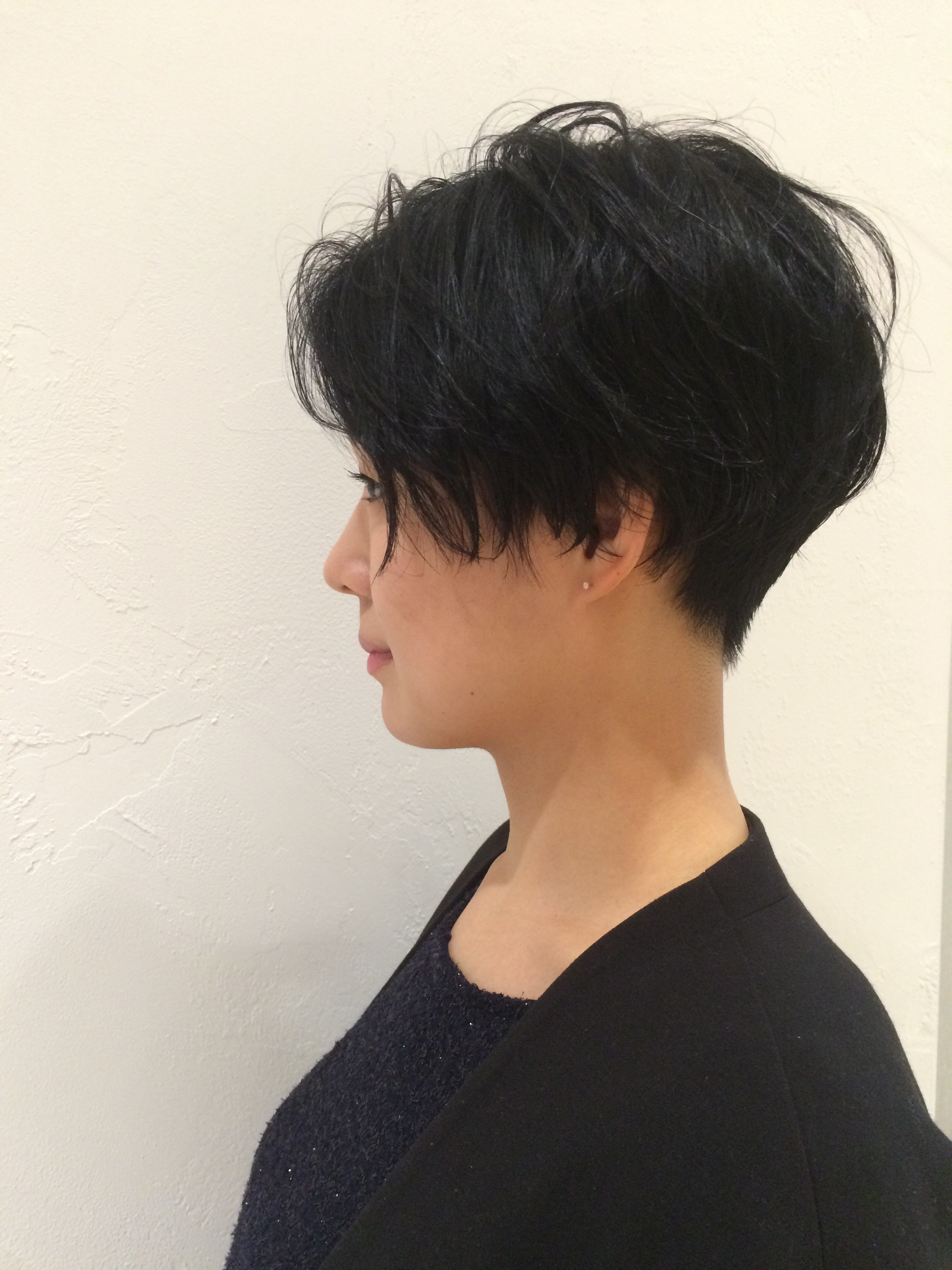 ショート上手い表参道 イガラシトモヤ