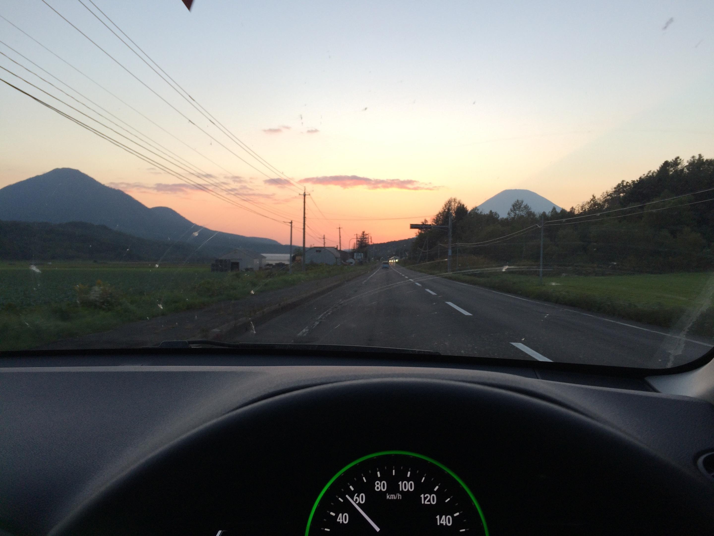 北海道 イガラシです